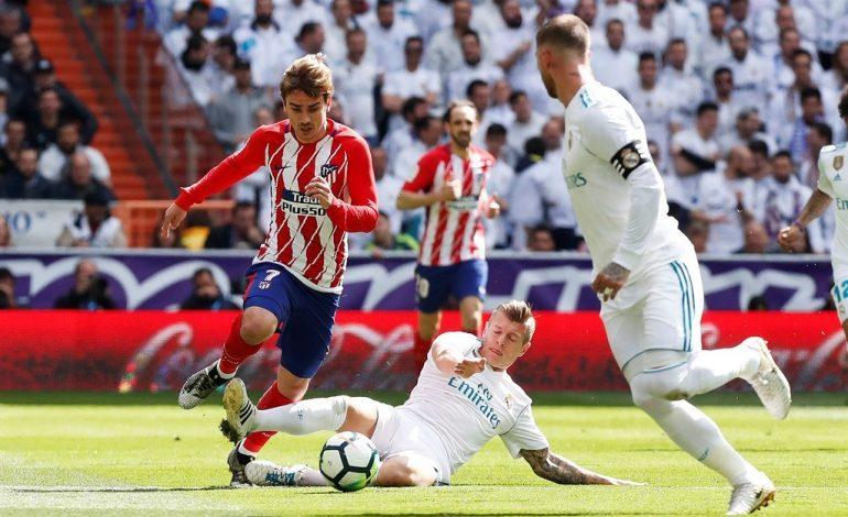 Preview Atletico Madrid vs Real Madrid: Raksasa Ibu Kota Berebut Posisi Kedua