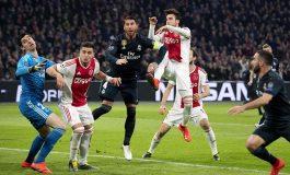 Real Madrid Susah Payah Menang di Kandang Ajax