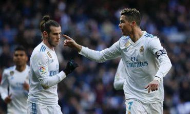 Salahkan Media, Bale Klaim Tak Pernah Bermasalah dengan Ronaldo