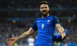 Didier Deschamps Bungkam Para Pengritik Olivier Giroud
