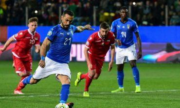 Dua Hadiah Penalti Bantu Italia Lumat Liechtenstein