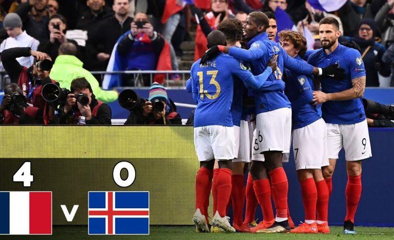 Permak Islandia, Griezmann Ingin Prancis Lolos Lebih Cepat