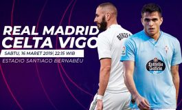 Preview Real Madrid vs Celta Vigo: Mengembalikan Keangkeran Santiago Bernabeu