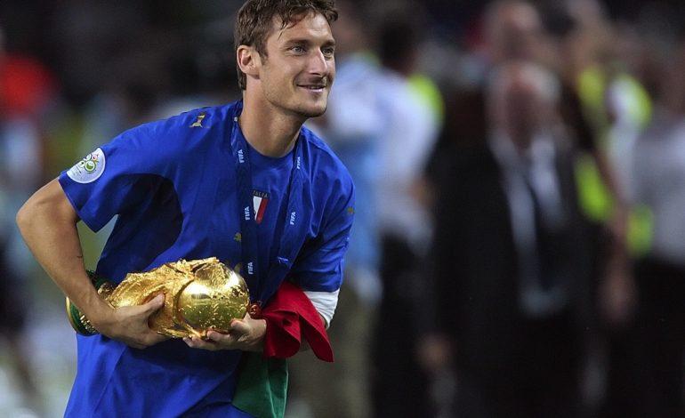 Francesco Totti Jadi Ambassador Piala Eropa 2020