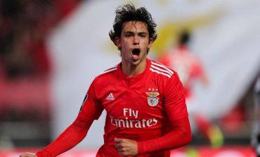 Tumbangkan Eintracht, Bintang Muda Benfica Cetak Sejarah