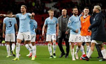 Menangi Derby Manchester, Man City Gusur Liverpool di Puncak Klasemen