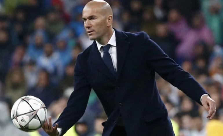 Minta Maaf, Zidane Ingin Musim ini Berakhir