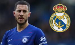 Soal Kontrak Hazard di Chelsea, Sarri Lepas Tangan