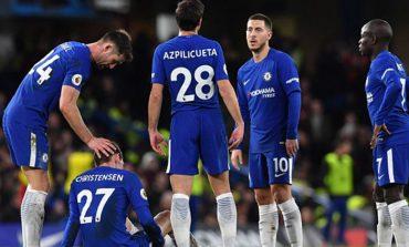 Krisis Pemain, Chelsea Bakal Sulit Rebut Tiket Liga Champions