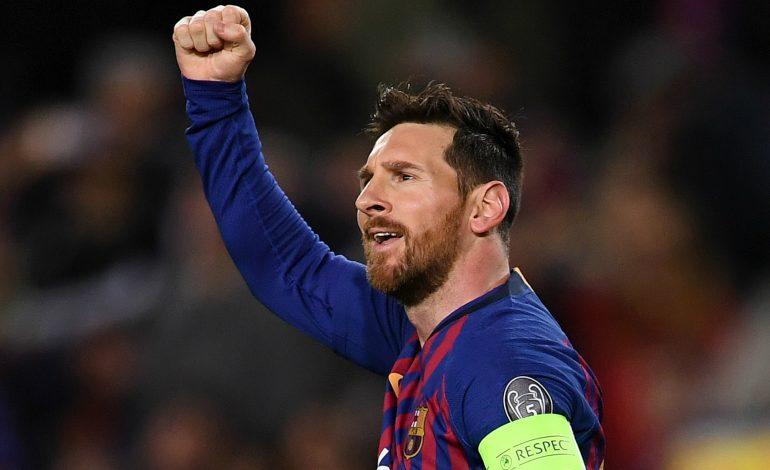 Barcelona Isyaratkan Kontrak Lionel Messi 'Seumur Hidup'