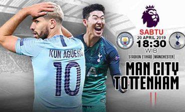 Preview Manchester City vs Tottenham Hotspur: Panggung Berbeda
