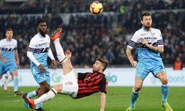 Menang Tipis, Lazio Singkirkan Milan dari Coppa Italia