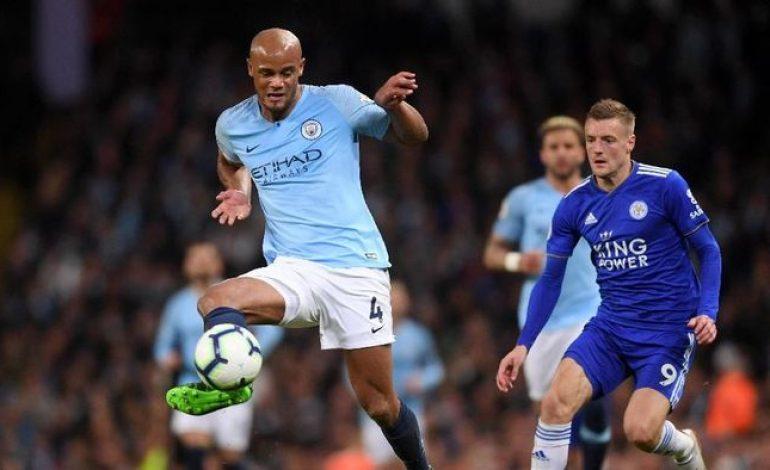 Kompany Jadi Bintang Kemenangan Manchester City atas Leicester
