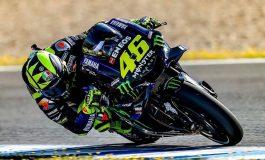 Inilah Janji Valentino Rossi di MotoGP Prancis