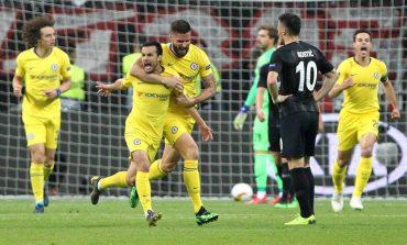 Chelsea Tertahan di Markas Eintracht Frankfurt