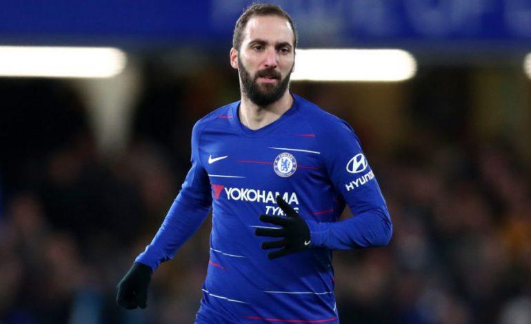 Di Mata Sarri, Higuain adalah Kunci Kejayaan Chelsea