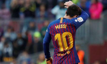 Jadi Top Skor La Liga 2019/19, Lionel Messi Cetak Rekor