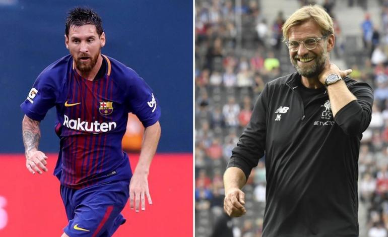 Juergen Klopp : Lionel Messi Tak Terhentikan