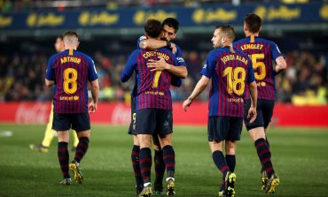 Tundukkan Getafe, Barcelona Menjaga Mimpi Double Winners