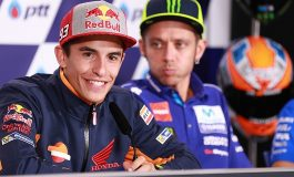 Marquez Ternyata Masih Belajar dari Valentino Rossi
