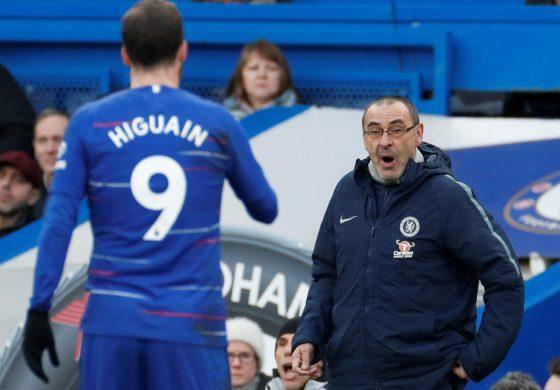 Mauricio Sarri Bakal Bawa Gonzalo Higuain ke Juventus