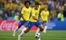 Philippe Coutinho Cetak Dua Gol, Brasil Hajar Bolivia