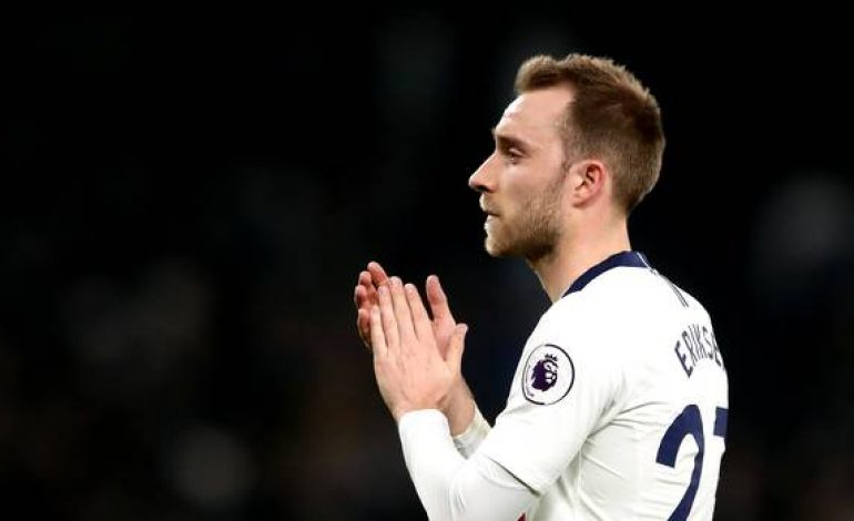 Real Madrid Mundur dari Perburuan Christian Eriksen