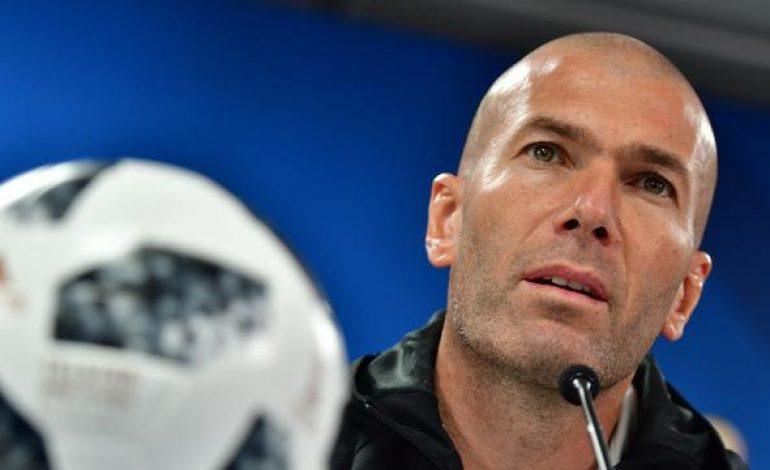 Zinedine Zidane Pastikan Real Madrid Akan Bangkit