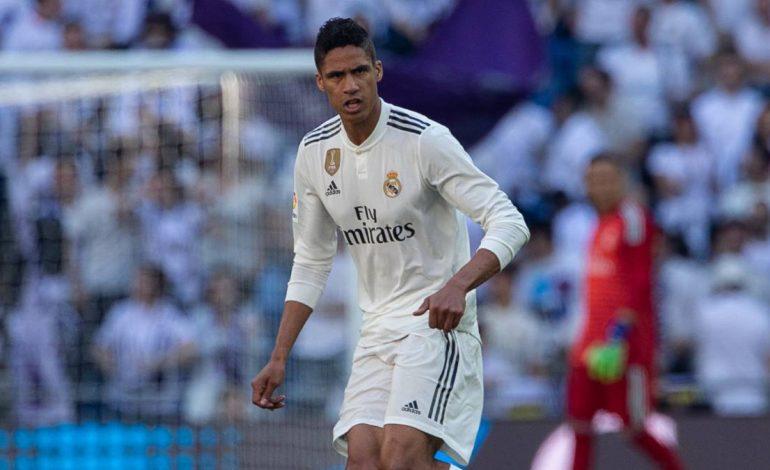 Tegaskan Pede dengan Amunisi Real Madrid, Varane Tetap Menggoda Pogba