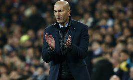 Zinedine Zidane Tinggalkan Pemusatan Latihan Real Madrid