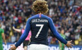 Griezmann Rebut Nomor 7 dari Coutinho?