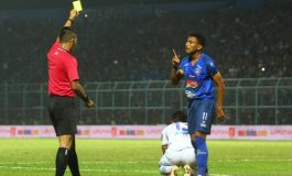Hasil Liga 1: Arema FC Gilas Persib 5-1