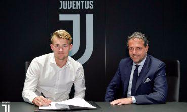 Alasan De Ligt Pilih Juventus ketimbang Barcelona atau PSG Ramdani Bur, Jurnalis · Jum'at 19 Juli 2019 10:00 WIB