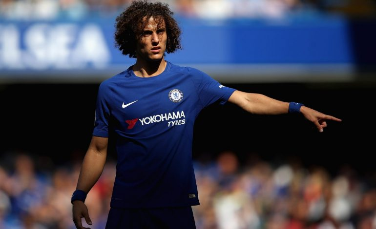 David Luiz Siap Bantu Frank Lampard untuk Kembalikan Kejayaan Chelsea