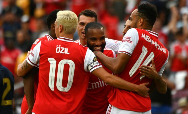 Kalah dari Madrid, Arsenal Masih Calon Kuat Juara ICC 2019