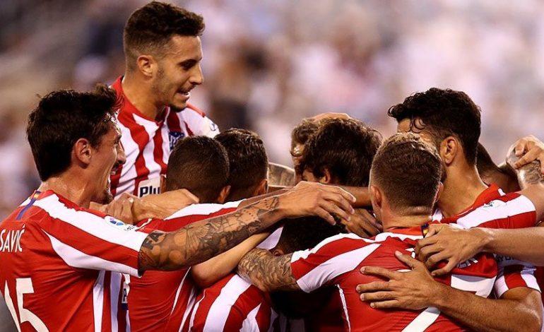 Quattrick Diego Costa Permalukan Real Madrid di Amerika Serikat