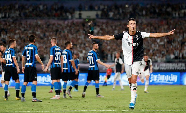 Juventus vs Inter Milan, Ini Rapor De Ligt, Ronaldo, dan Buffon