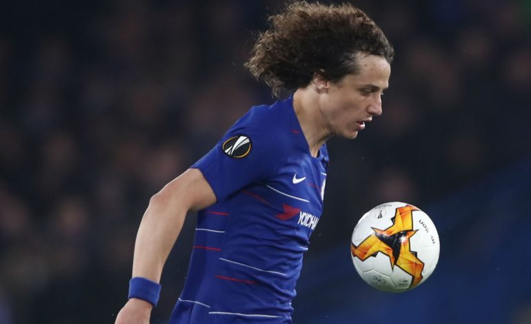 David Luiz: Lampard Tetap Harus Antar Chelsea Juara