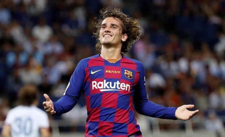 Perasaan Griezmann Usai Jalani Debut Bersama Barcelona