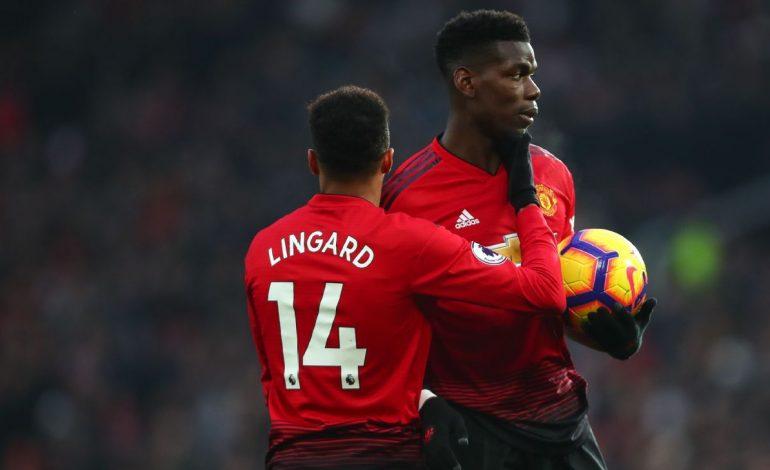 Solskjaer Bantah Adanya Perselisihan antara Pogba dan Lingard