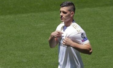 Luka Jovic Perpanjang Daftar Cedera Real Madrid