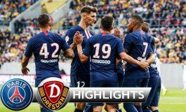 Tanpa Neymar, PSG Bungkam Dynamo Dresden 6-1
