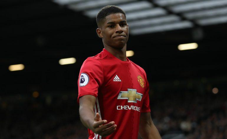 Bertahan, Marcus Rashford Bertekad Jadi Pemain Andalan Manchester United
