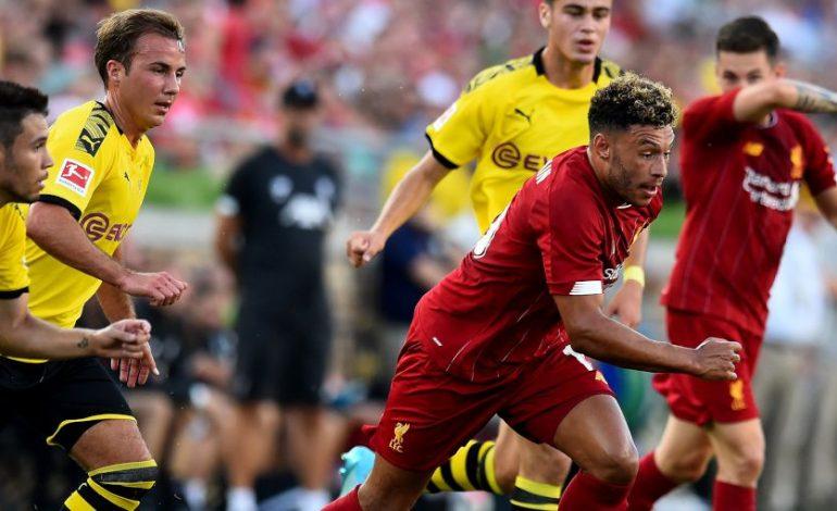 Diwarnai 5 Gol, Liverpool Takluk dari Borussia Dortmund