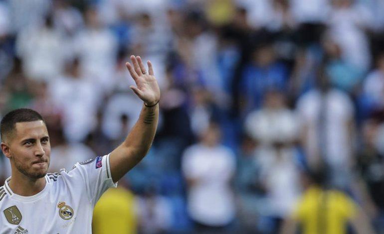 Awal Sulit Eden Hazard di Real Madrid, 5 Laga Tanpa Kontribusi