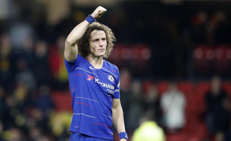 Ingin Hijrah ke Arsenal, David Luiz Mangkir Latihan di Chelsea