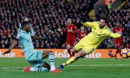 Liverpool Vs Arsenal: Trio Aubameyang-Lacazette-Pepe Menantang Firmansah