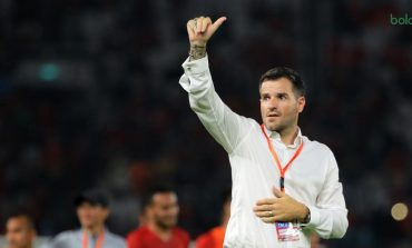 Simon McMenemy Panggil 24 Pemain Ikuti TC Timnas Indonesia untuk Kualifikasi Piala Dunia 2022