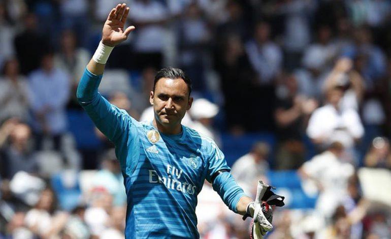 Zinedine Zidane Yakin Keylor Navas Bertahan di Real Madrid