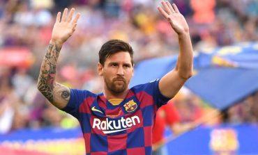 Cedera Betis, Lionel Messi Tak Akan Main di Laga Awal La Liga